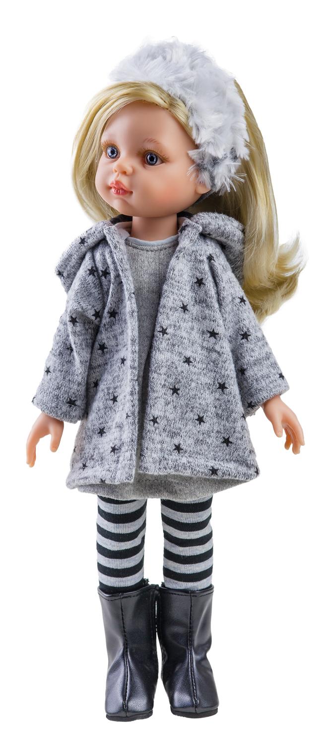 Realistická panenka Markéta od f. Paola Reina ze Španělska
