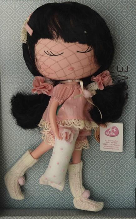 Panenka Anekke Sueno od firmy Berjuan (Španělské panenky)