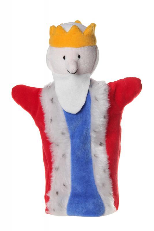 Maňásek na ruku - pohádkový maňásek - Král od firmy NOE