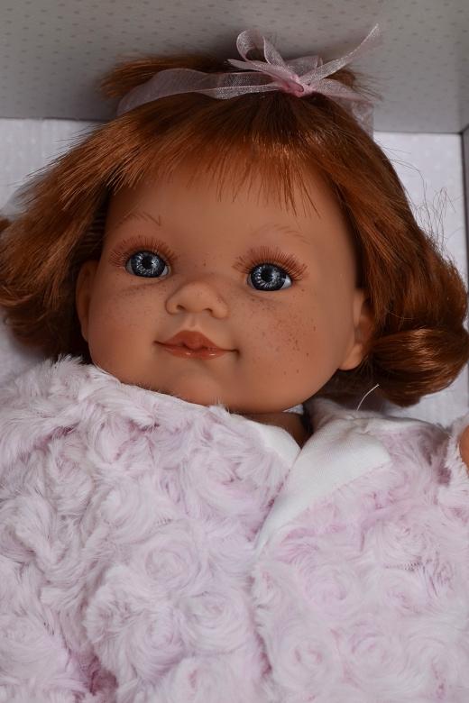 Realistická panenka Farita chaqueta pelo
