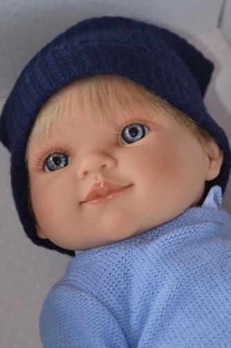 Realistická panenka Antonio Juan - chlapeček Farito (Doprava zdarma)