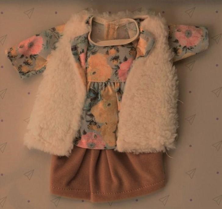 Obleček pro Biancu