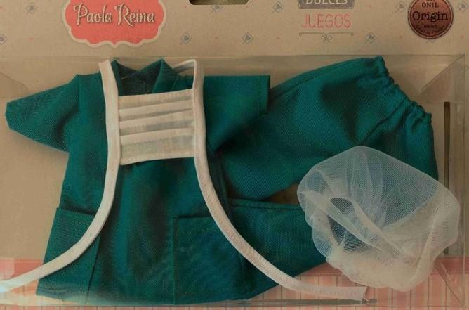 Obleček na zdravotní sestřičku