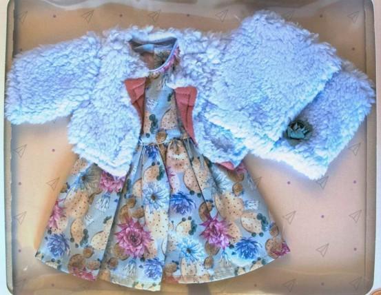 Obleček pro Becky od Paola reina
