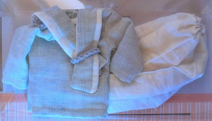 Obleček pro chlapečka Luise