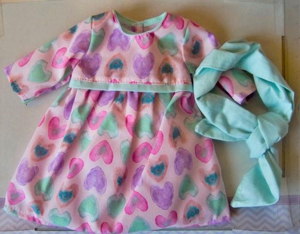 Obleček pro Isabelle