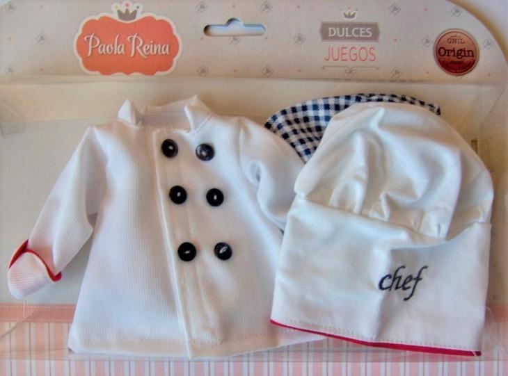 Obleček na kuchaře