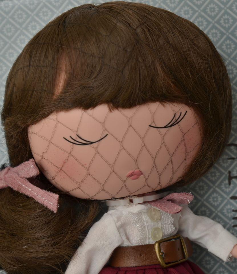 Panenka Anekke Country od firmy Berjuan (Španělské panenky)