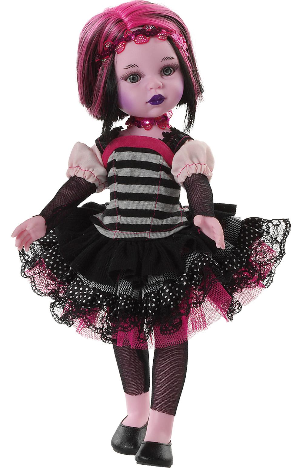 Realistická panenka Monster Rosa od f. Paola Reina ze Španělska (Doprava od 35 Kč)