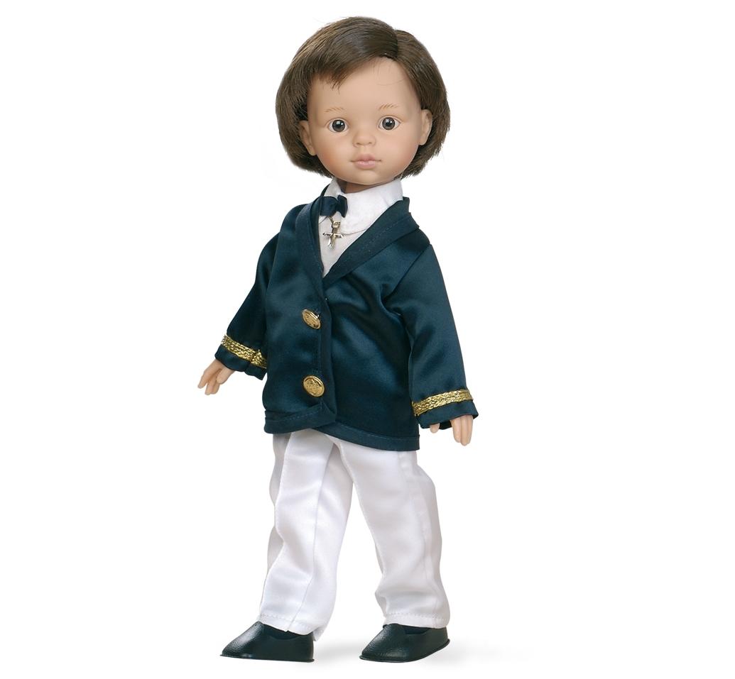 Realistická panenka chlapeček Vincent od f. Paola Reina ze Španělska (Doprava od 35 Kč)