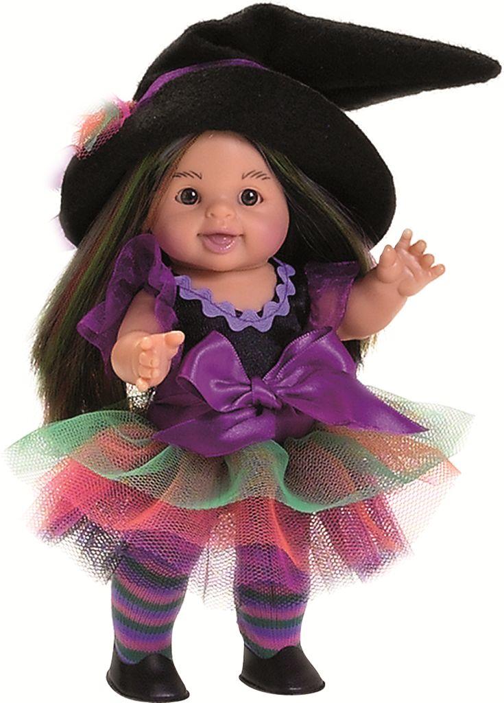 Realistická panenka Malá čarodějka brujita od f. Paola Reina ze Španělska (Doprava od 35 Kč)