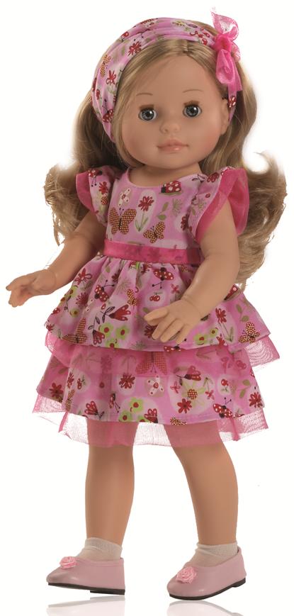 Realistická panenka Emma od f. Paola Reina ze Španělska