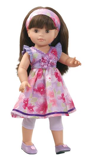 Realistická panenka Emily od f. Paola Reina ze Španělska (Doprava zdarma)