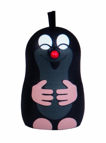 DETOA Krteček magnet řehtající se (Dřevěné hračky )