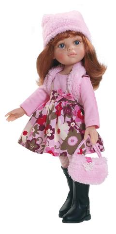 Realistická panenka Cristi od f. Paola Reina ze Španělska (Doprava od 35 Kč)