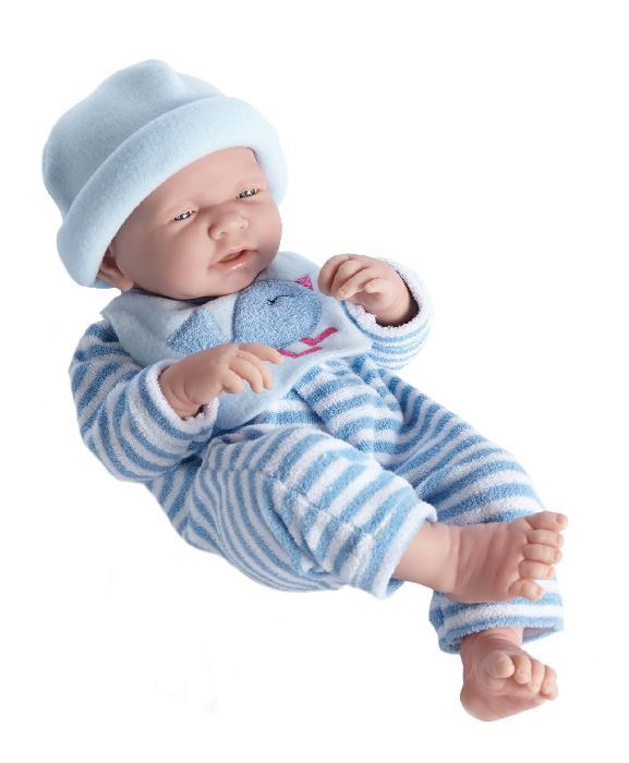Realistické miminko - chlapeček Štěpánek od firmy Berenguer (Doprava zdarma)