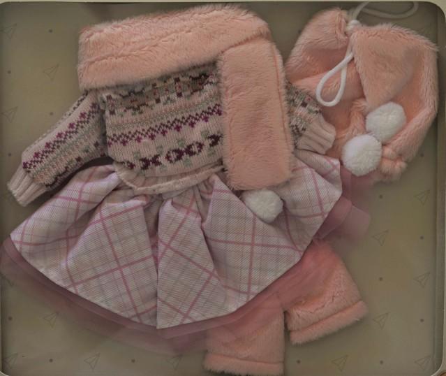 Obleček pro Audrey