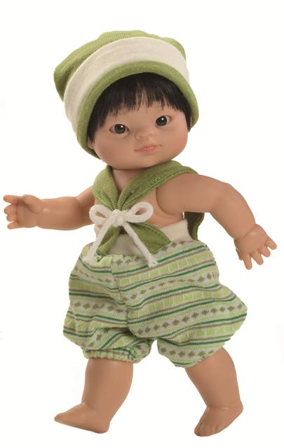 Realistická panenka Paolito Fermin od firmy Poala Reina ze Španělska (Doprava od 35 Kč)
