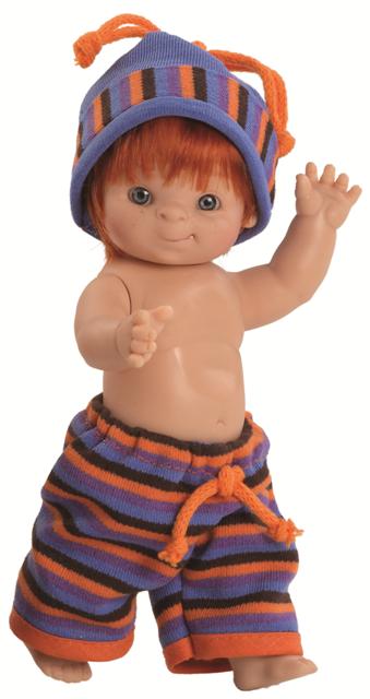 Realistická panenka Paolito Fede od firmy Poala Reina ze Španělska (Doprava od 35 Kč)