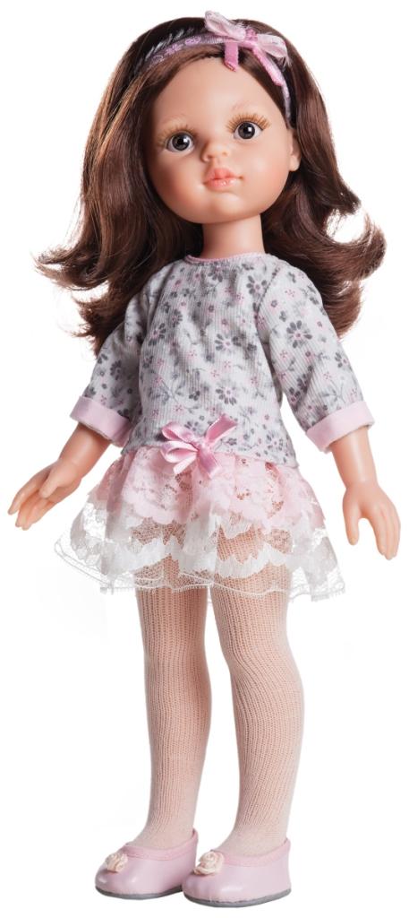 Realistická panenka Malvína od f. Paola Reina ze Španělska