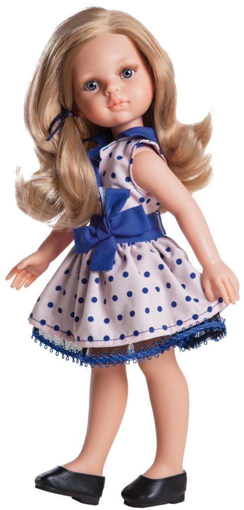 Realistická panenka Noemi od f. Paola Reina ze Španělska