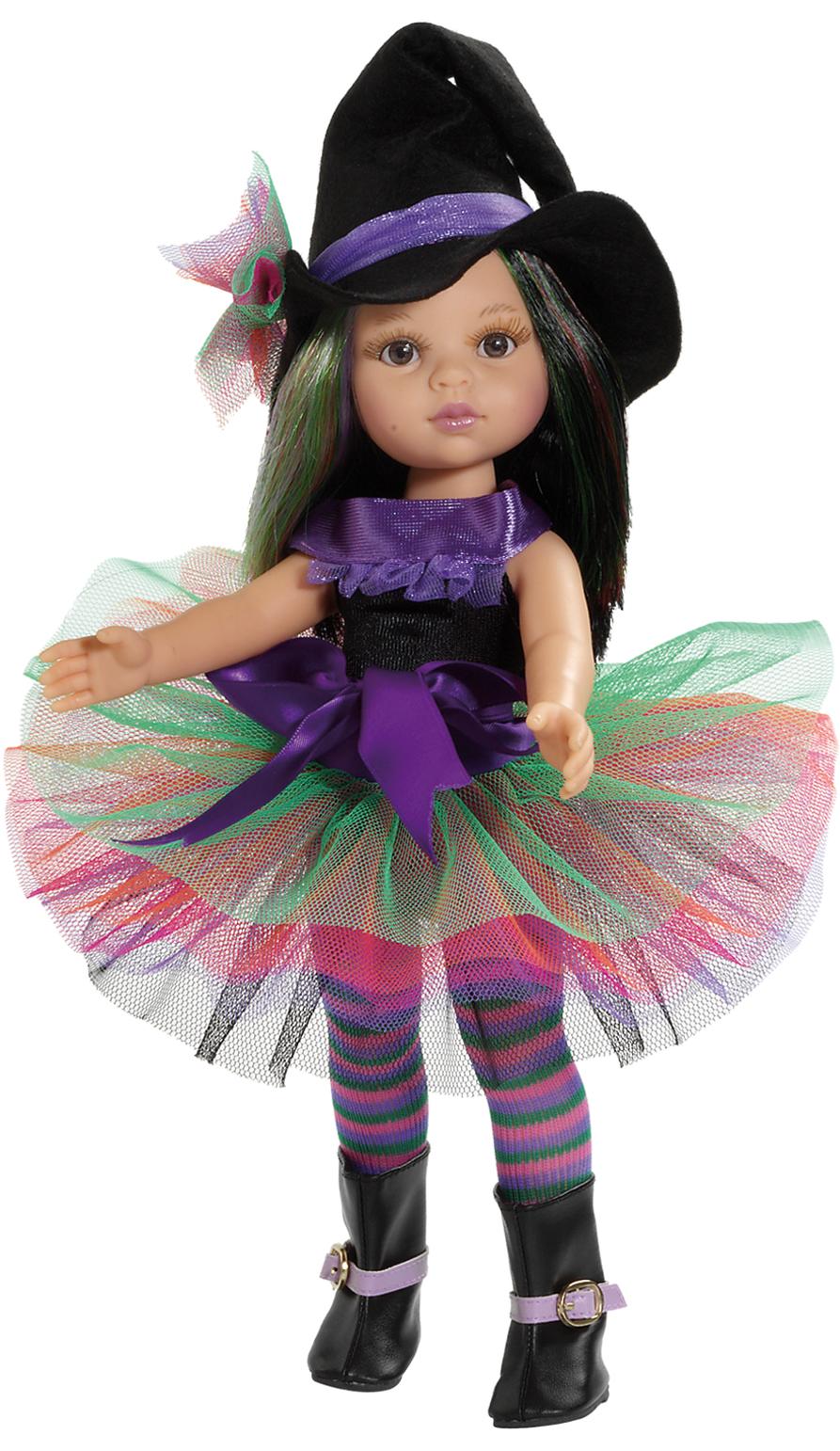 Realistická panenka čarodějka Abigail od f. Paola Reina ze Španělska