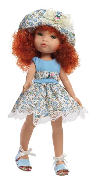 Realistická panenka - holčička - Babeta od firmy Berjuan (Doprava zdarma)