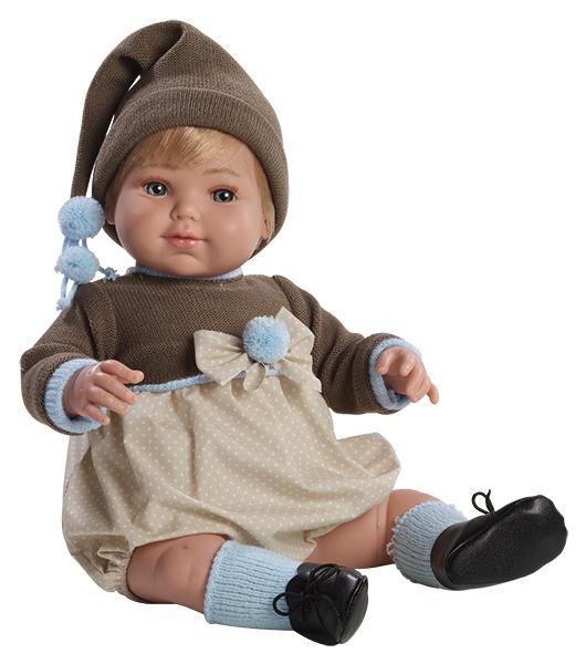 Realistická panenka chlapeček Čenda od firmy Berjuan ze Španělska (Doprava zdarma)