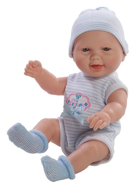Realistické miminko - chlapeček, které pije a čůrá od firmy Berjuan ze Španělska