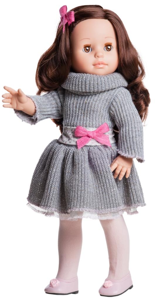 Realistická panenka Emily v pletených šatech od f. Paola Reina