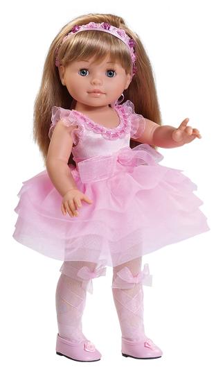 Realistická panenka Baletka od f. Paola Reina