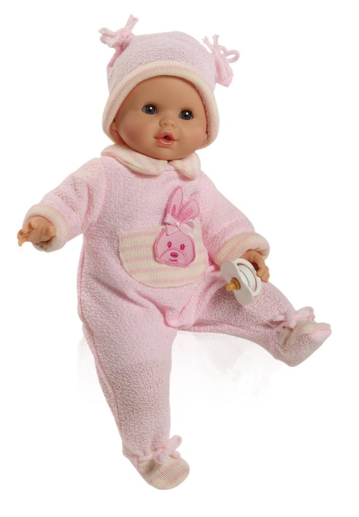 Realistické miminko - holčička Sonia v zimním od firmy Paola Reina
