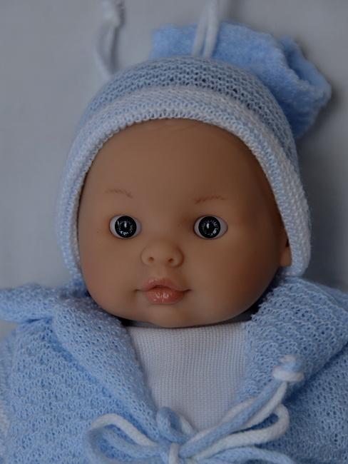 Realistické miminko - chlapeček Andy od firmy Paola Reina