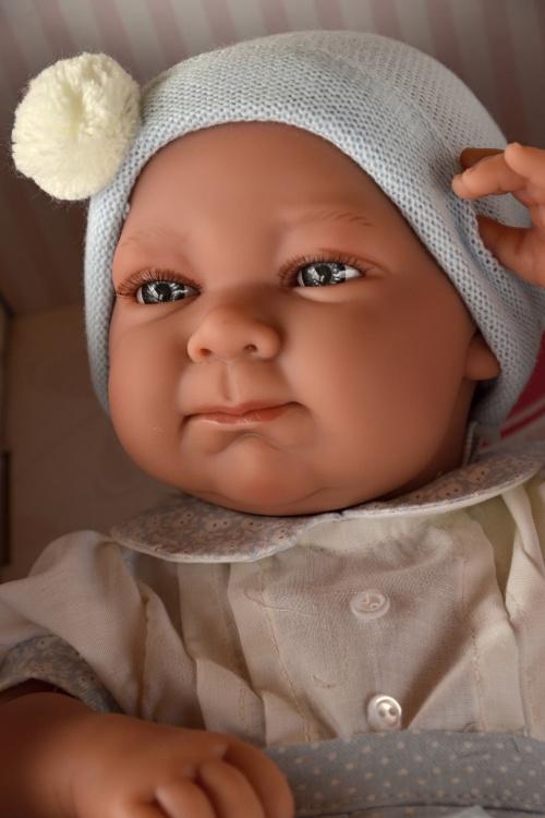 Realistické miminko - chlapeček Oli od Antonio Juan (Doprava zdarma)