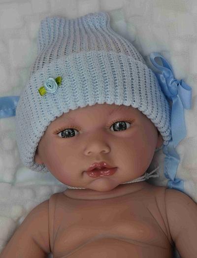 Realistické miminko -chlapeček Ládík od firmy Guca ze Španělska (Doprava od 35 Kč)