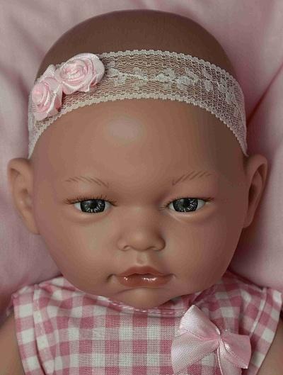 Realistické miminko - holčička Maruška od firmy Guca ze Španělska (Doprava zdarma)