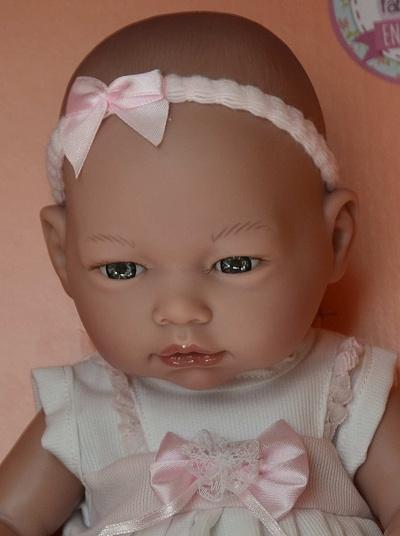 Realistické miminko - holčička Rozárka od firmy Guca ze Španělska (Doprava zdarma)
