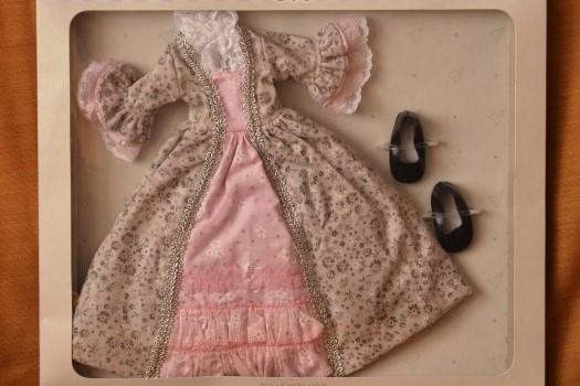 Sada na panenku Miriam 04550 (Obleček + boty)